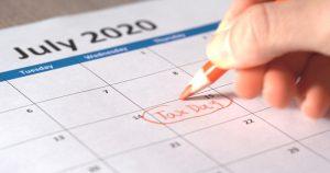 July 15 Tax Day
