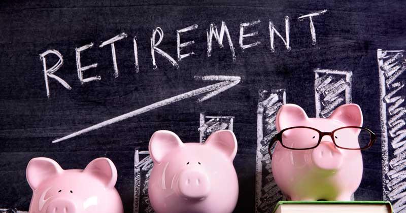 Income range for retirement