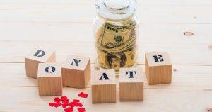 cash donate